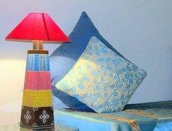 Cone Art Lamp Base