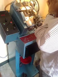 Gold Delhi Chain Making Machine