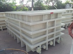 Pickling Tanks for Galvanizing Plants