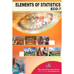 ECO-7 Elements of Statistics