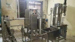 Carbonated Water Machine