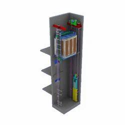 MRL Elevator