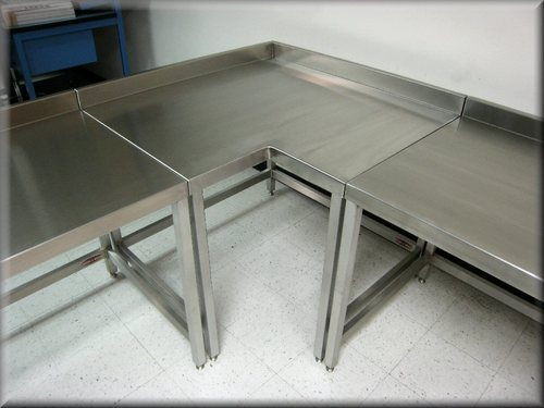 Stainless Steel Table - Bar Table Manufacturer from Mumbai