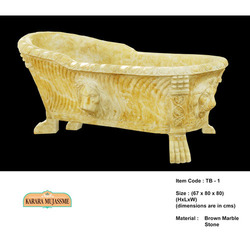 Marble Stone Tubs & Basins