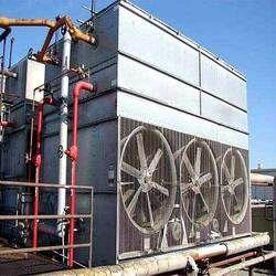 evaporative condensers