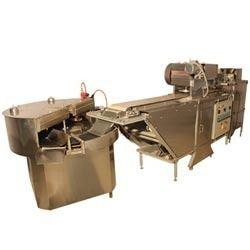 Fully Automatic Chapathi Making Machine