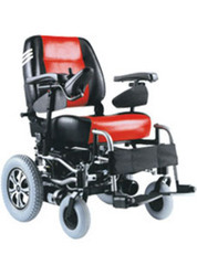 Deluxe Power Wheelchair