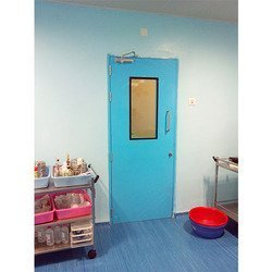 Clean Room Single Door