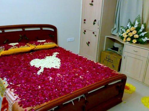 Bed decoration bed decoration service service provider from bengaluru