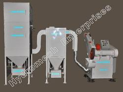 Dust Collection Systems for Lathe & Grinding Machine