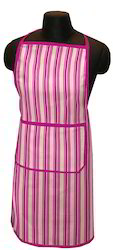 Cotton Stripe Apron