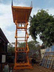 Hydraulic Vertical Car Lift
