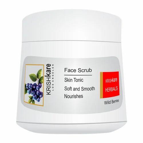 Wild Berries Face Scrub