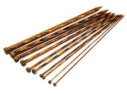 Wooden Knittng Needles For Art And Crafts, Knitting Stores