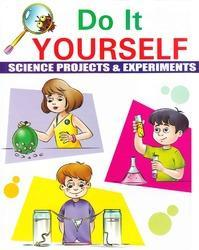 Do it Yourself Science Project & Experiments Books