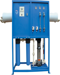 2000-5000lph Pressure Sand Filter