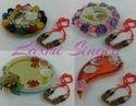 Designer Roli Chawal Platters