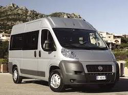 18 Seater Mini Bus