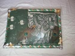 Decorative Trays in Green