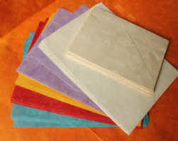 Multicolored Lokta Handmade Papers For Art And Crafts,
