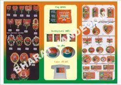Nagar Palika BJP Election Material