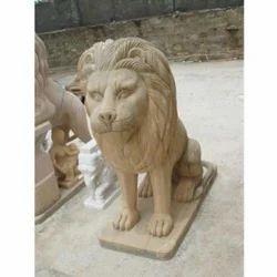 Stone Animals Figures