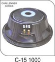 Challenger Series C15-1000 QD Audio
