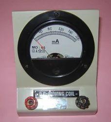 Manual Microammeter