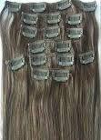 Clip-On Hair