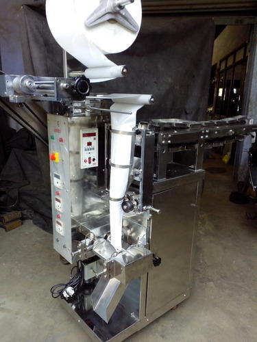 Automatic Prasadi Pouch Packing Machine