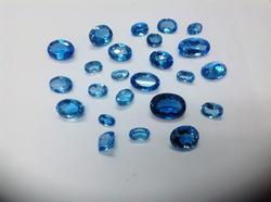 Swiss London Blue Topaz