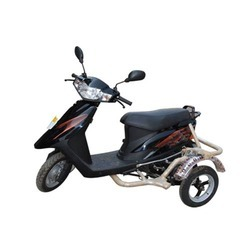 Side Attachment Scooty Pep Plus
