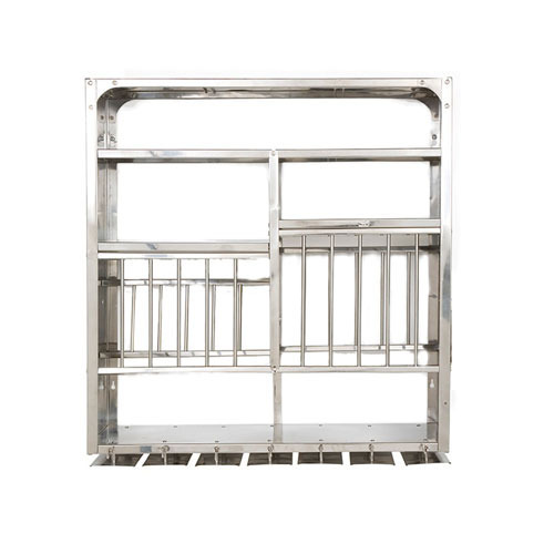 Stainless Steel Kitchen Racks - Ss Kitchen Racks Latest ...