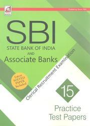 SBI State Bank Of India And Associate Banks 15 Practice Test Papers