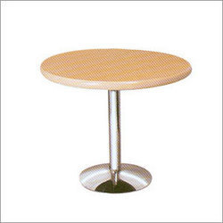 Metal Cafeteria Table