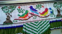 Handy Craft Products-Beaded Toran