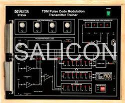 TDM Pulse Code Modulation/Transmitter Trainer - ST8304