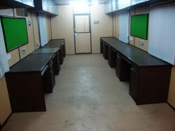 modular workstation services