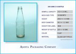 340 GMS TK Bottle