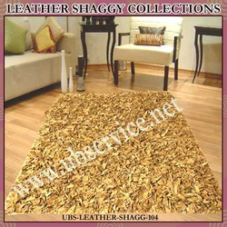 Leather Shaggy Collection - Shiny