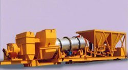 Mobile Hot Mix Plant with Pugmill System