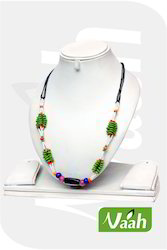 Vaah Handcrafted Beads Necklace