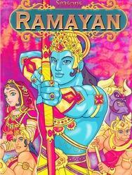 Graphics Novel Ramayan