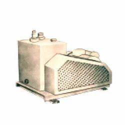 vacuum pump oil sealed