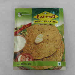 Methi Paratha Instant Food Mix