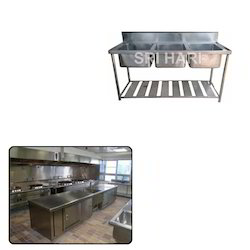 Stainless Steel Sink for Hotel