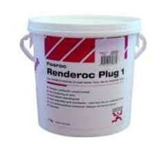 Cement Based Repair Mortar And Concrete Renderoc Plug