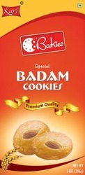 badam cookies biscuits