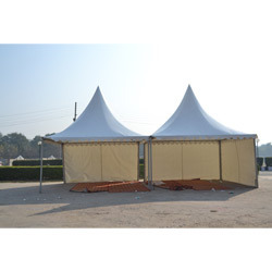 Conical Shaped Tent