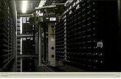 Server & Robots
